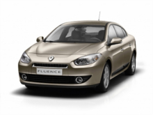 Renault Fluence A/C