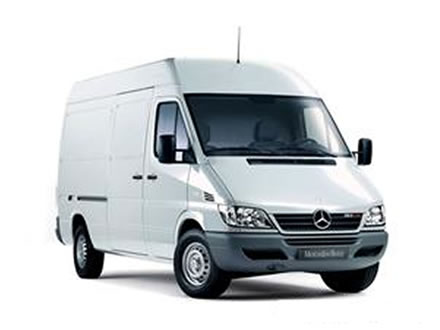 Mercedes Sprinter 2500cc cDi